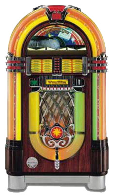Wurlitzer CD jukebox