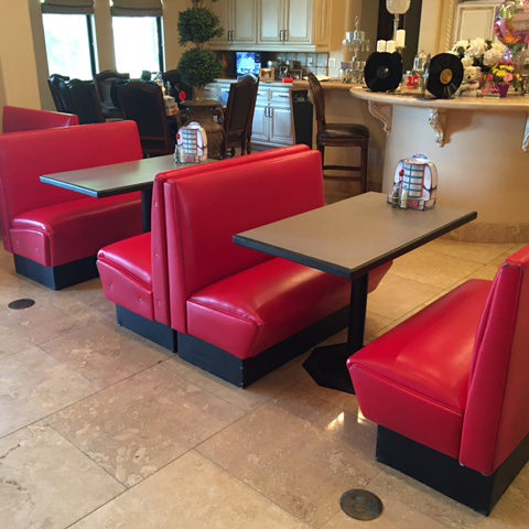 DinerBooths